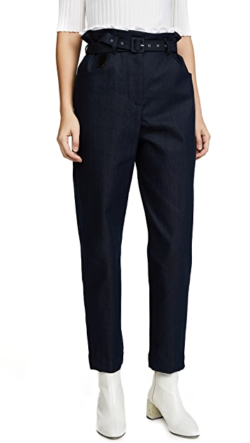 Isa Arfen Paperbag Trousers