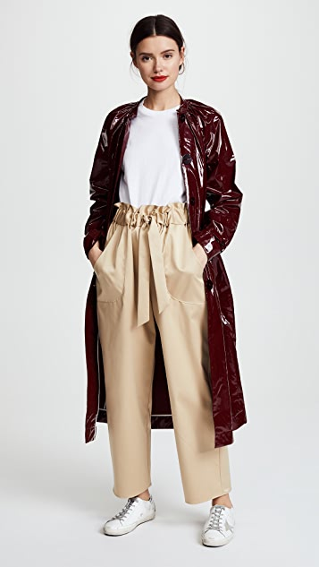 Isa Arfen Seventies Trench