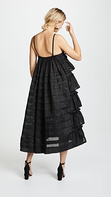 Isa Arfen Frothy Dress