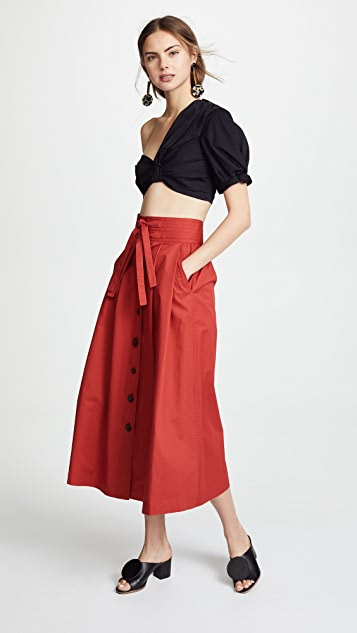 Isa Arfen Judo Full Skirt