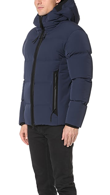 Isaora Tech Down Jacket
