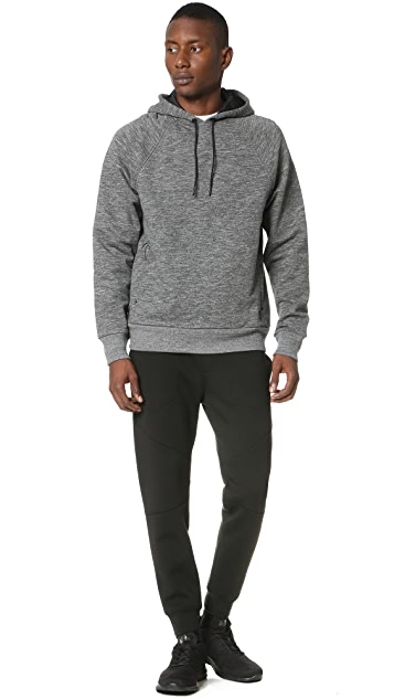 Isaora Spacey Hooded Sweatshirt
