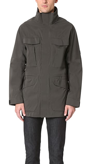 Isaora M65 Shell Jacket