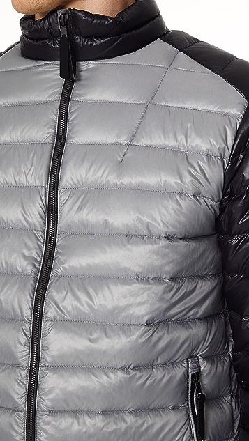 Isaora Microlight Down Jacket