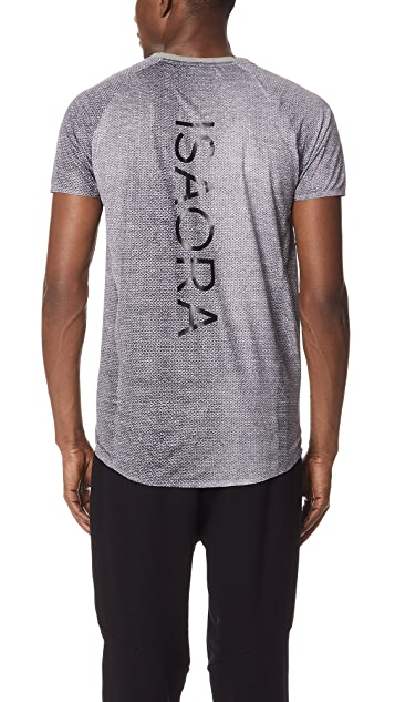 Isaora Welded Digital Tee