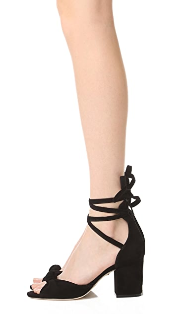 Isa Tapia Carina Wrap City Sandals