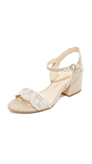 Isa Tapia Luisa City Sandals
