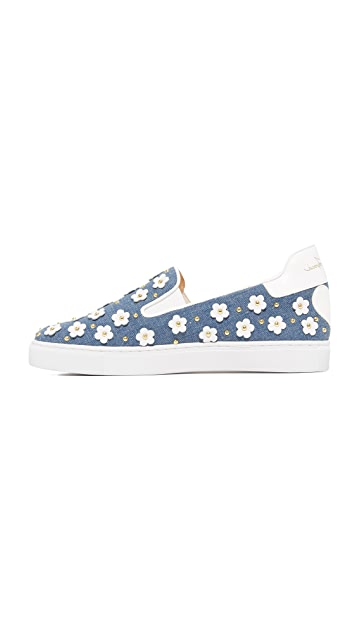 Isa Tapia Taylor Slip On Sneakers