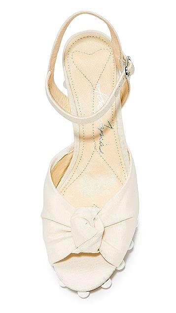 Isa Tapia Marabella Platform Sandals