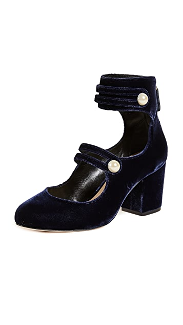 Isa Tapia Marlene Mary Jane Pumps