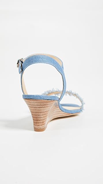 Isa Tapia Fabiola Wedge Sandals
