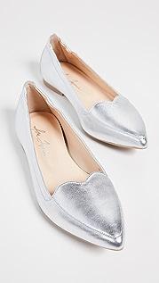 Isa Tapia Nova 平底鞋