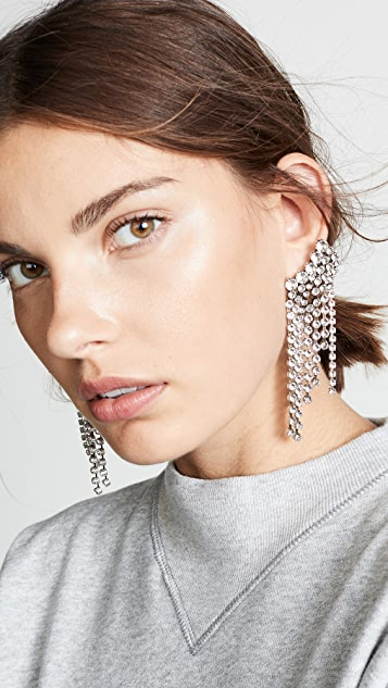 Isabel Marant Boucle Oreille Chandelier Earrings