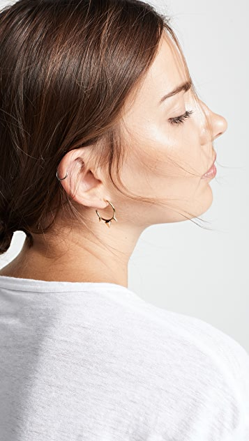 Isabel Marant Boucle Oreille Jeannot Earrings