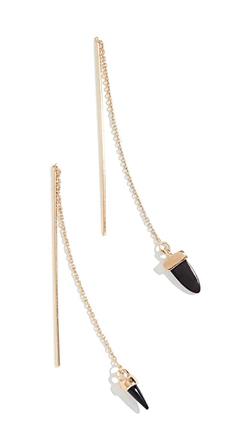 Isabel Marant Boucle Oreille It's All Right Drop Earrings