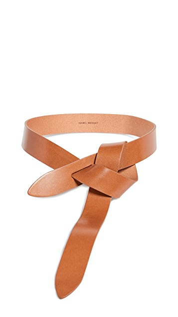 3ec526cb794 Lecce Leather Belt