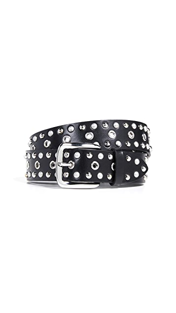 Isabel Marant Rica Studded Belt
