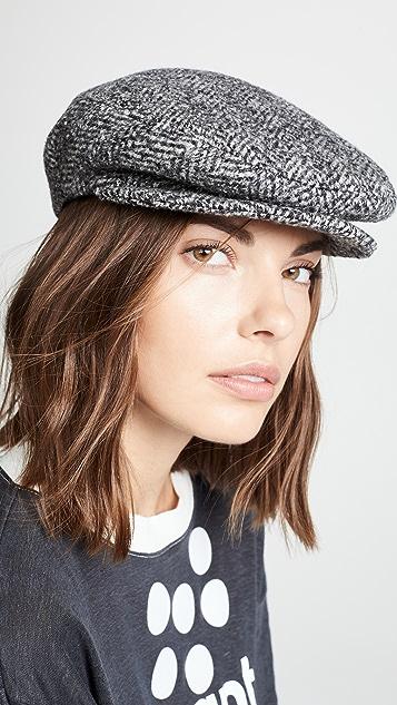 Isabel Marant Gabor Herringbone Vintage Hat