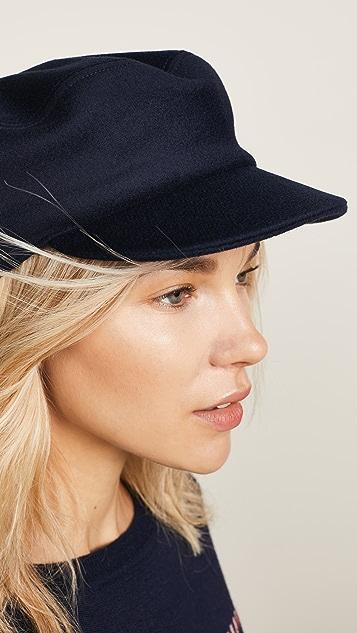 Isabel Marant Naly Timeless Floppy Hat