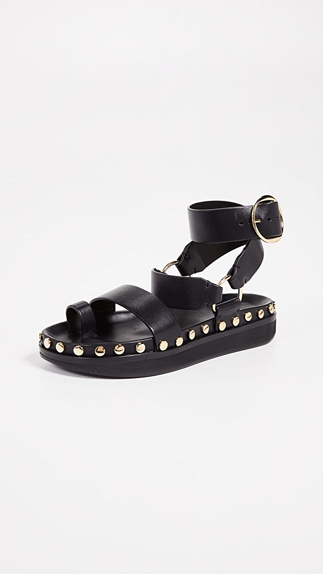 Isabel Marant Nirvy Sandals | SHOPBOP