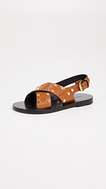 cdd09884d9ac7 Isabel Marant Jane Sandals ...