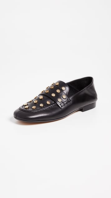 Isabel Marant Feenie Convertible Loafers