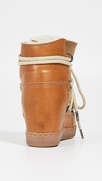 Isabel Marant Ботинки Nowles