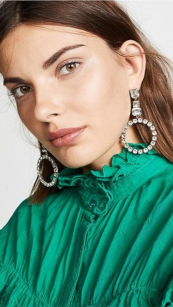 Isabel Marant Boucle Oreille Bimbo Earrings