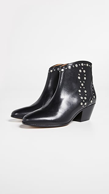 Isabel Marant Dacken Booties