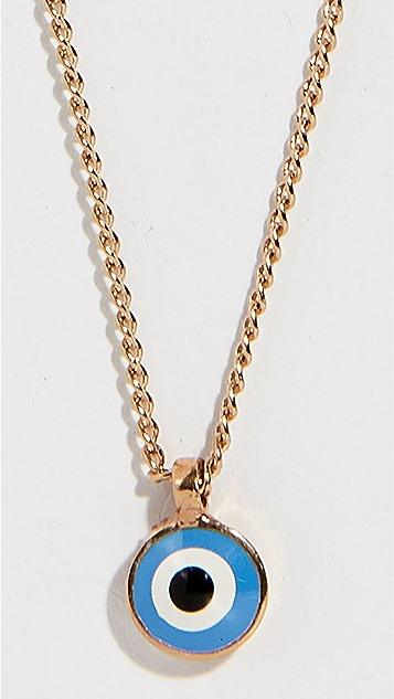 Isabel Marant Medaile Charm Necklace
