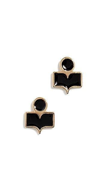 Isabel Marant Boucle Stud Earrings