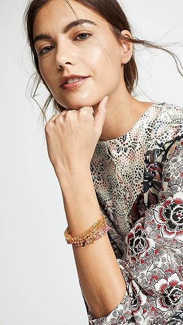 Isabel Marant Knit Bracelet