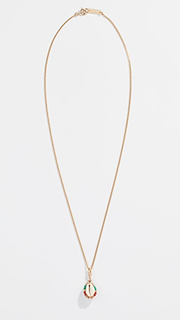Isabel Marant Collier Shell Necklace