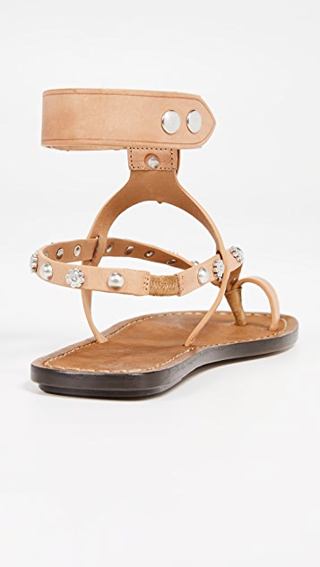 Isabel Marant Engo Sandals