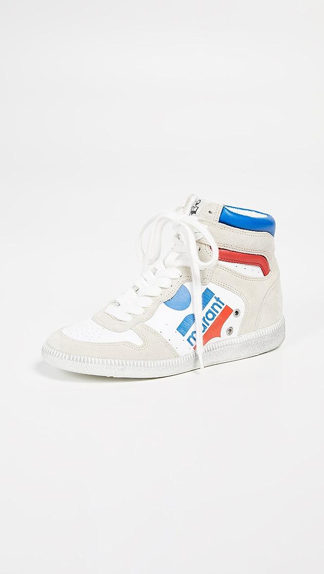 Isabel Marant Bayten Hi Sneakers