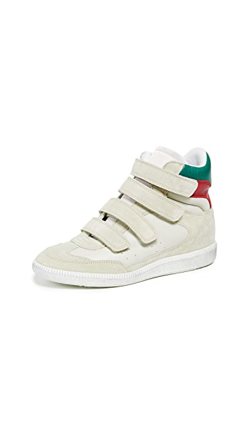 Isabel Marant Bilsy High Sneakers