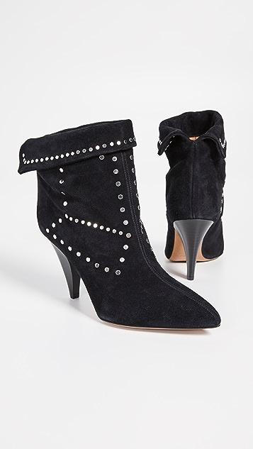 Isabel Marant Lisbo Boots