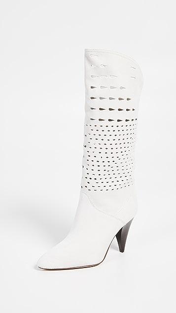 Isabel Marant Lurrey Boots