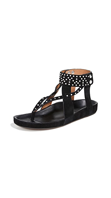 Isabel Marant Ellan 凉鞋