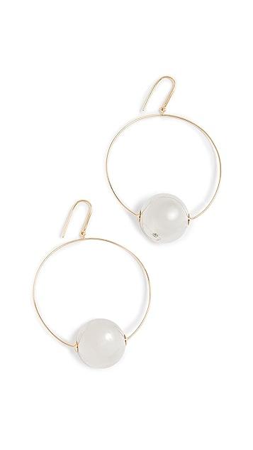Isabel Marant Sphere Earrings
