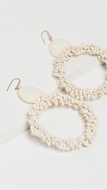 275f9c5aec Isabel Marant Beaded Earrings | SHOPBOP