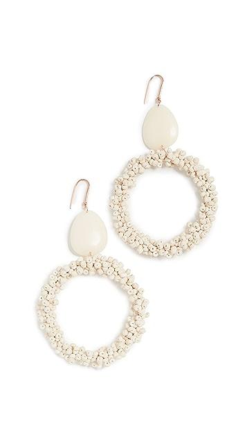 Isabel Marant Beaded Earrings