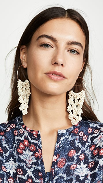 Isabel Marant Beaded Earrings