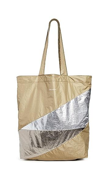 Isabel Marant Объемная сумка с короткими ручками Woom
