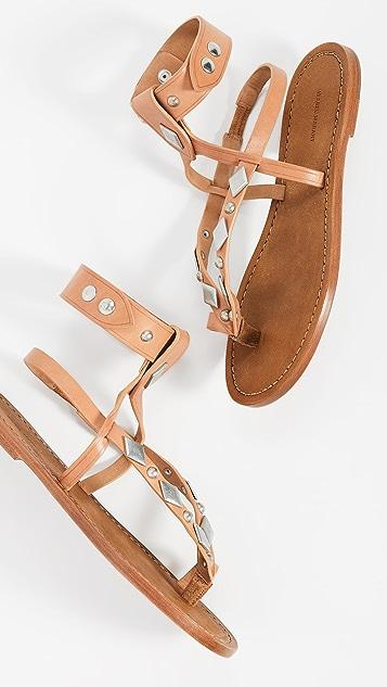 Isabel Marant Enga 趾环凉鞋
