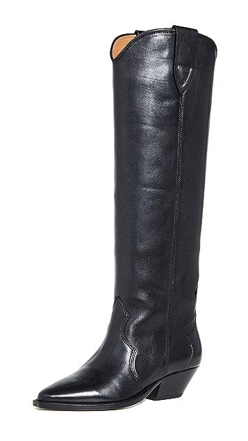 Isabel Marant Denvee 高筒靴