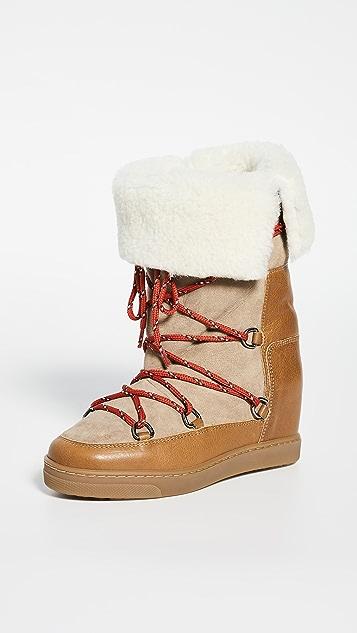Isabel Marant Nowly 靴子
