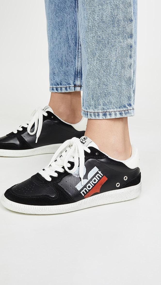 Isabel Marant Bulian Sneakers   SHOPBOP