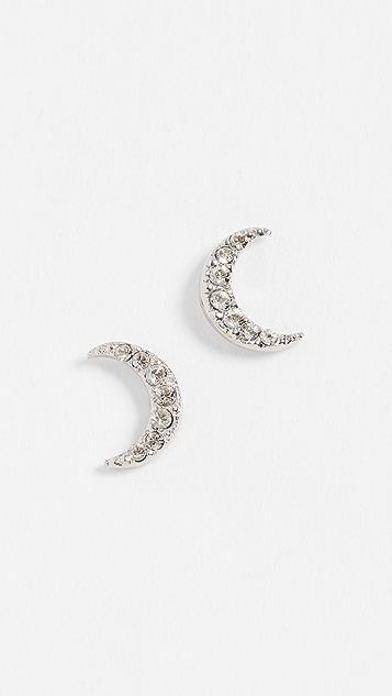 Isabel Marant Серьги Full Moon