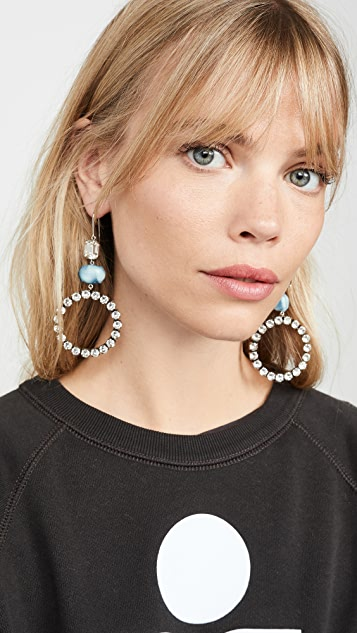 Isabel Marant Boy G. Earrings